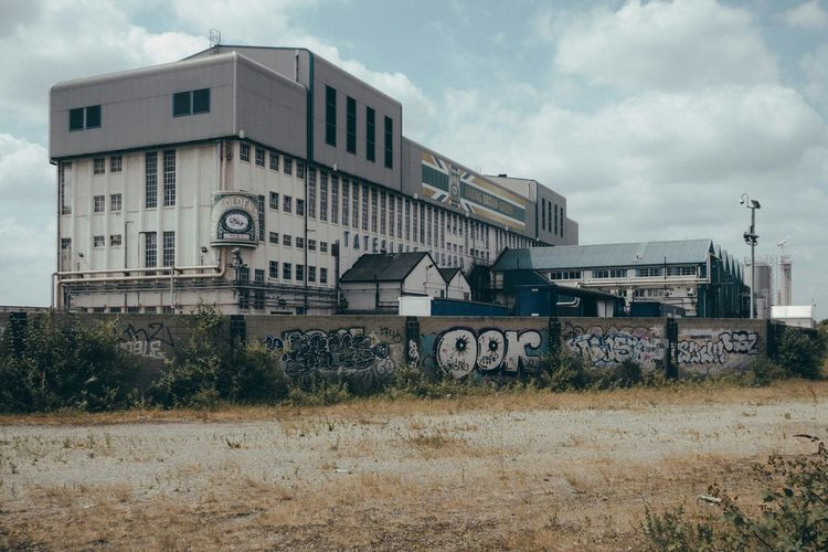 Sugar Factory Architecture Architecture_collection Industrial Vintage Old Factory
