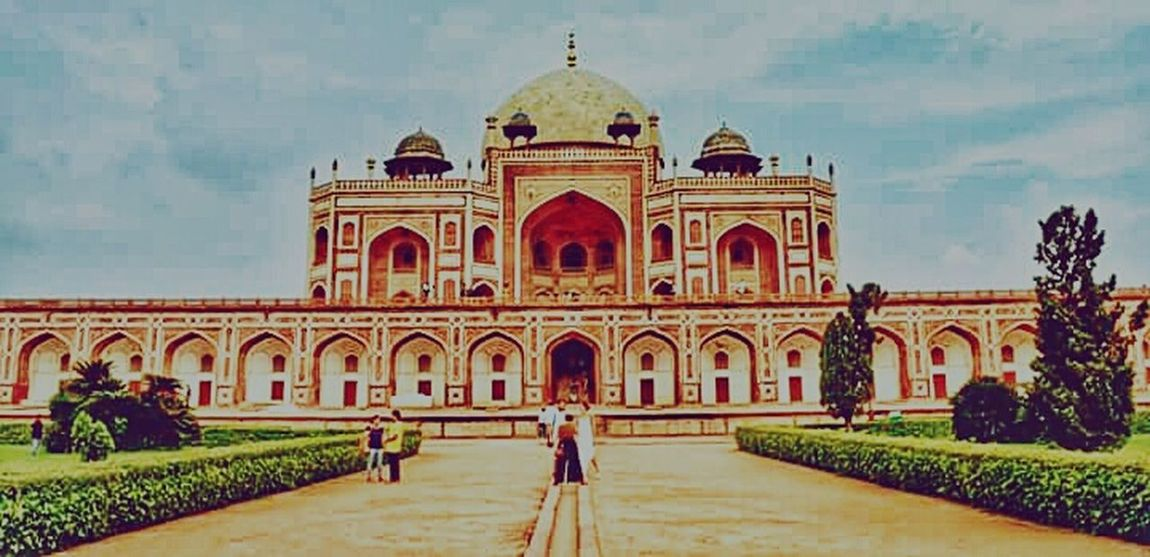 Delhidiaries The Week On EyeEm Humayunstomb Sundayafternoon Architecture History Mughalarchitecture Indianhistory
