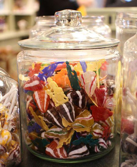 Lollies Bonbons Süßigkeiten Sweets Zahnarzt Lutscher Tante Emma Retro 70er