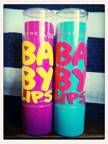 ♥got me some babyyy lips★