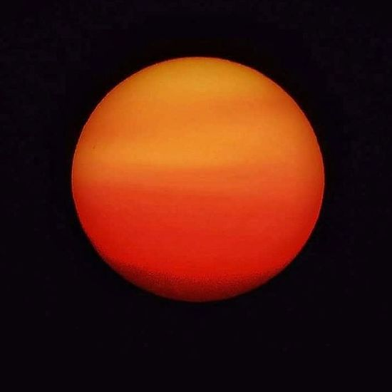 Orange Color Circle Black Background Red No People Astronomy Illuminated Sun Science Close-up Space Nature Outdoors Astrology Sign Day Sunset Weather Photography