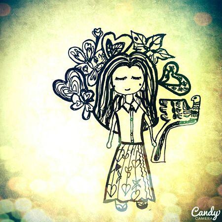 Lonelygirl Beautiful Girl Ilovegirl Artography Lovely Feelings