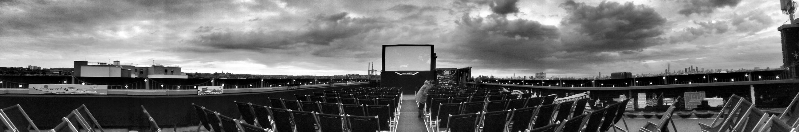 Cinema Rooftop London Panoramic