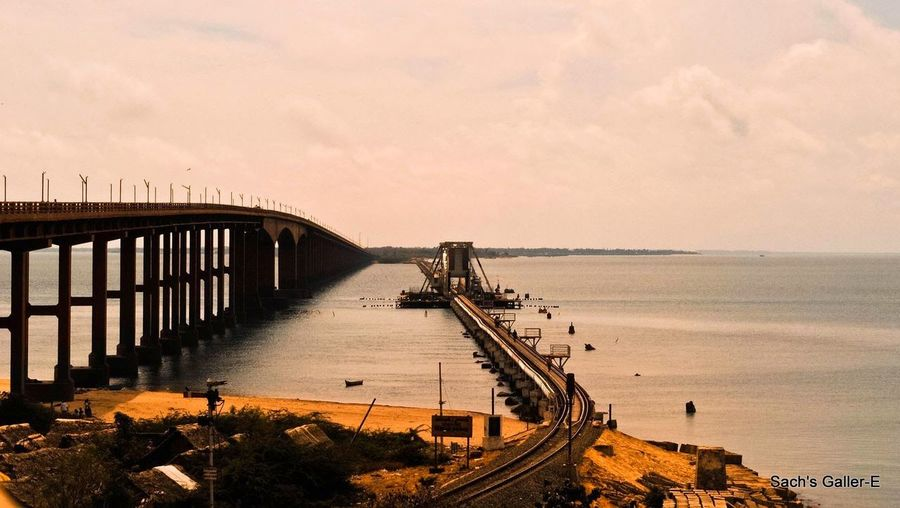 Rameswaram Panban Bridge