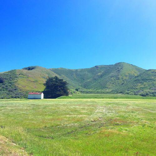 Marinheadlands Barn Peace Peaceful San Francisco Field California First Eyeem Photo