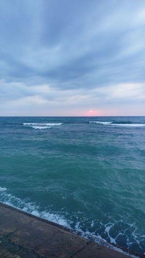 Sea Beach Horizon Over Water Water Scenics Outdoors Tourism