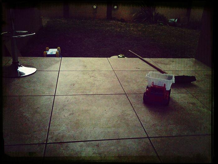 Clean My Yard....