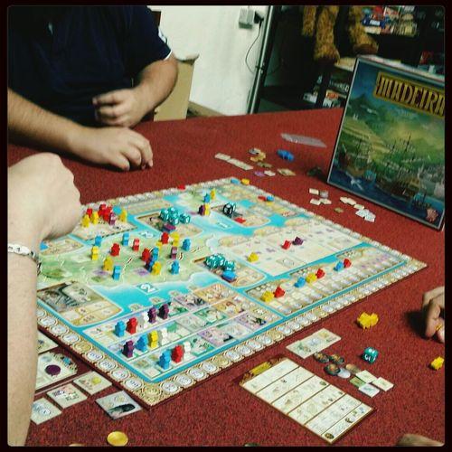 Madeira Juegosdemesa Board Games Eurogame dandolo todo en Mecatol Rex ?