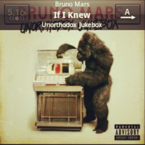 Not Baad dude !! Brunomars UnorthodoxJukebox IfIKnew Musicoftheday InstaMusic followme PoP Dance Target Like4Like