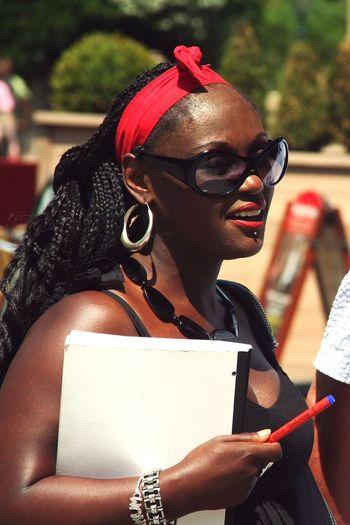 Black&Red Girls