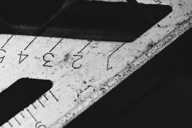 Industrial Construction Ruler Numbers Rough Manly  Man Measurement Ruler 1 2 3 4 VSCO Construction Work Construction Composition Black And White Black And White Photography Showcase June Fine Art Photography Pivotal Ideas MonochromePhotography Monochrome Photography Maximum Closeness Welcome To Black Art Is Everywhere BYOPaper! Visual Creativity