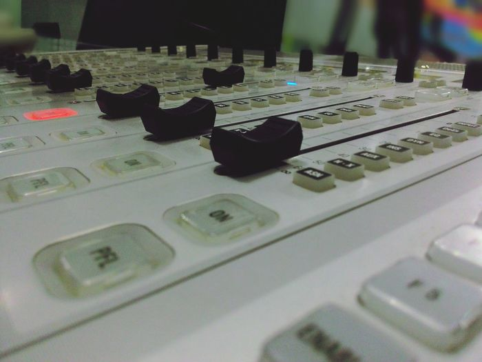 ILoveMyJob Announcer RadioStation Audio Mixer
