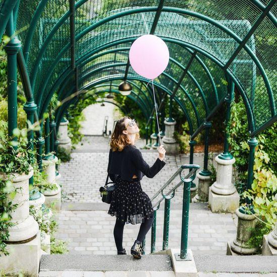 • Anna • bonjour! Streetphoto_color Paris EyeEm Best Shots - People + Portrait EyeEm Best Shots