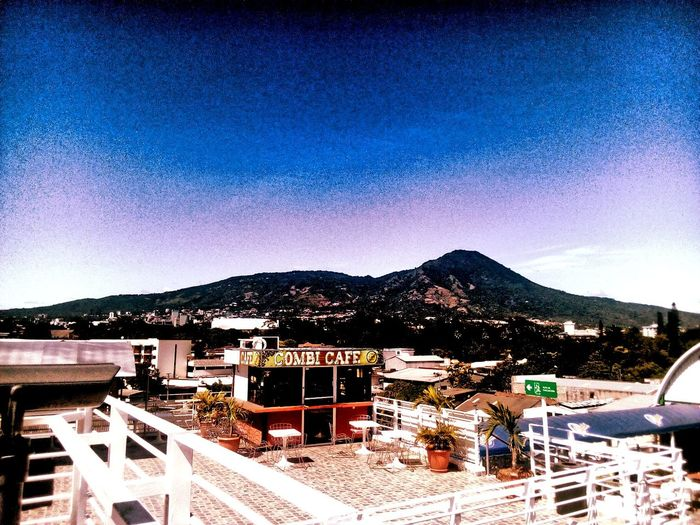Mountain Day Outdoors No People Nature Mountain Range Sky Scenics Beauty In Nature Clear Sky People Watching San Salvador My Life ❤ Beatifulcolor El Salvador NomadasEnAccion City Life Artistic Expression Casual Day HNRY/PHOTOGRAPHER Multi Colored Fullcolor Sky Collection Skynight Montains
