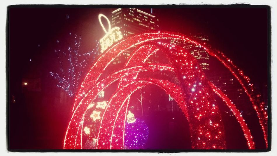 Walking Around Christmas Lights Decemberphotoaday