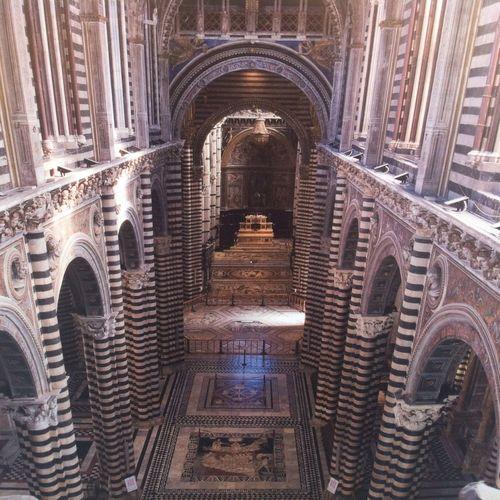 Duomo Di Siena B&Bs Grand Adventure Architecture Toskana