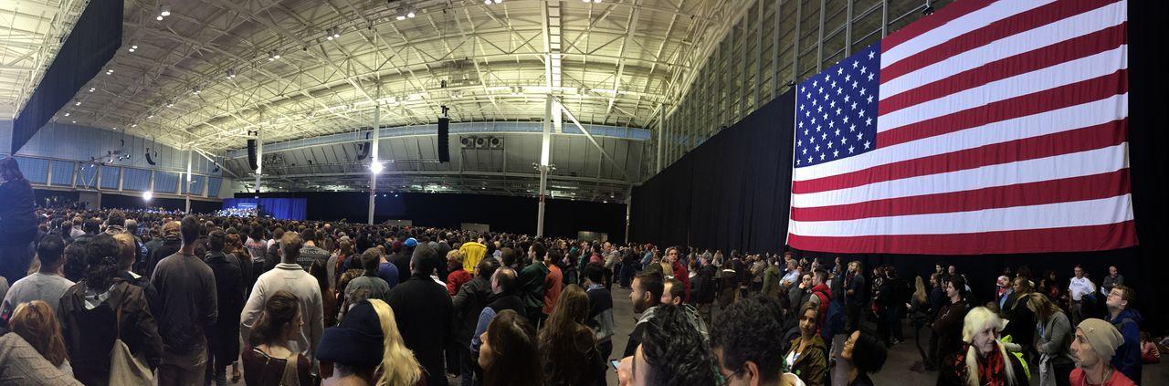 Bernie2016 Boston