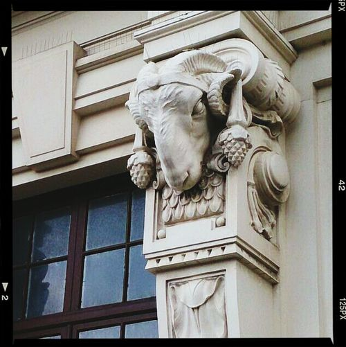 unusual Architectural Detail