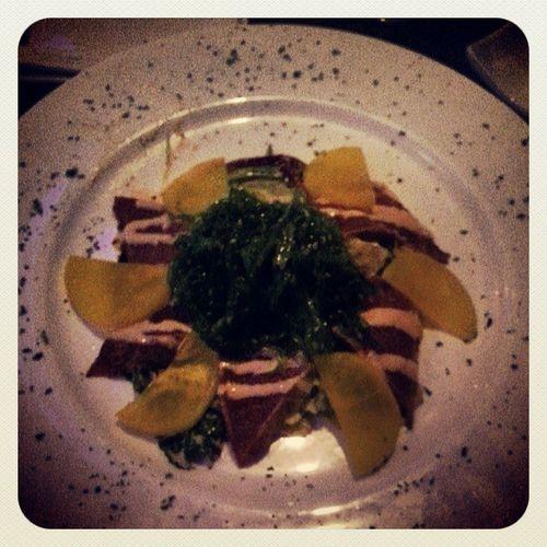 NY Pepper Tuna Salad sushi japanese