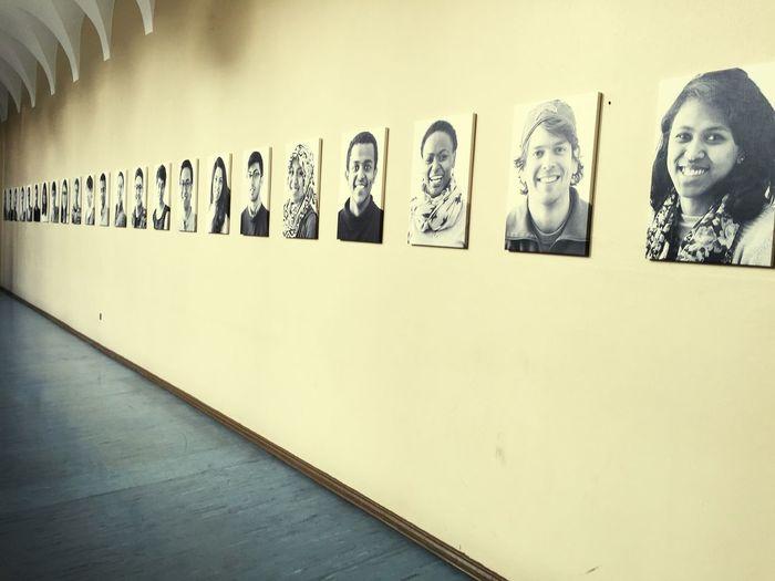 Abendschule Abendschule Vor Dem Holstentor Portrait Kunstprojekt