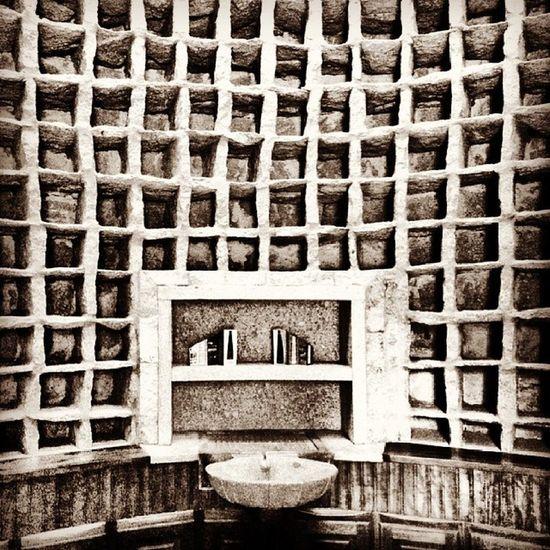 En @pazobaion han recuperado el Palomar del Pazo para convertirlo en una Original sala de Cata .