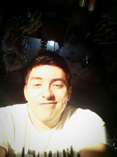 Godmorning Working Hard Sun Selfie Una sonrisa te cambia el día. First Eyeem Photo