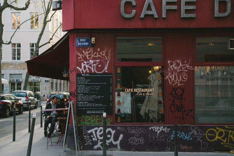 Café de la