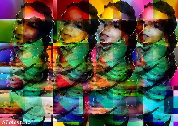 """pintura digital de sobreposição impressa em tecido """" Em tons"""" @galeria_millan @carbonogaleria @galerialume"""