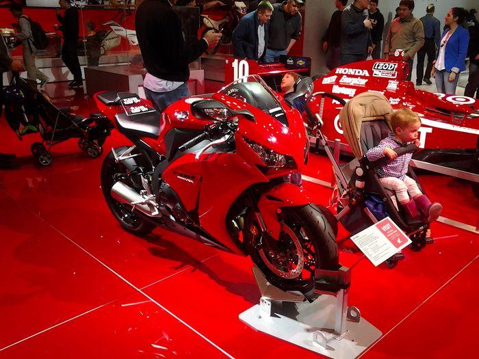 NY International Auto Show