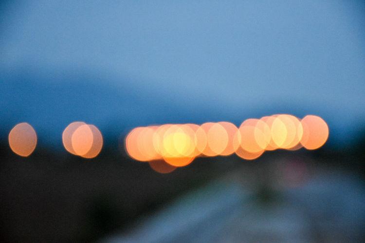 แสงสว่างในความมืด. First Eyeem Photo
