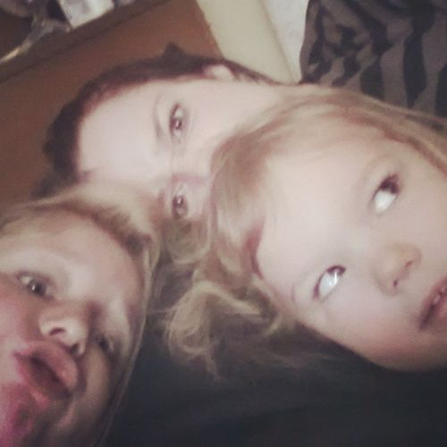 Snuggle selfies (zophies a zombie) Morning LoveMyGirls