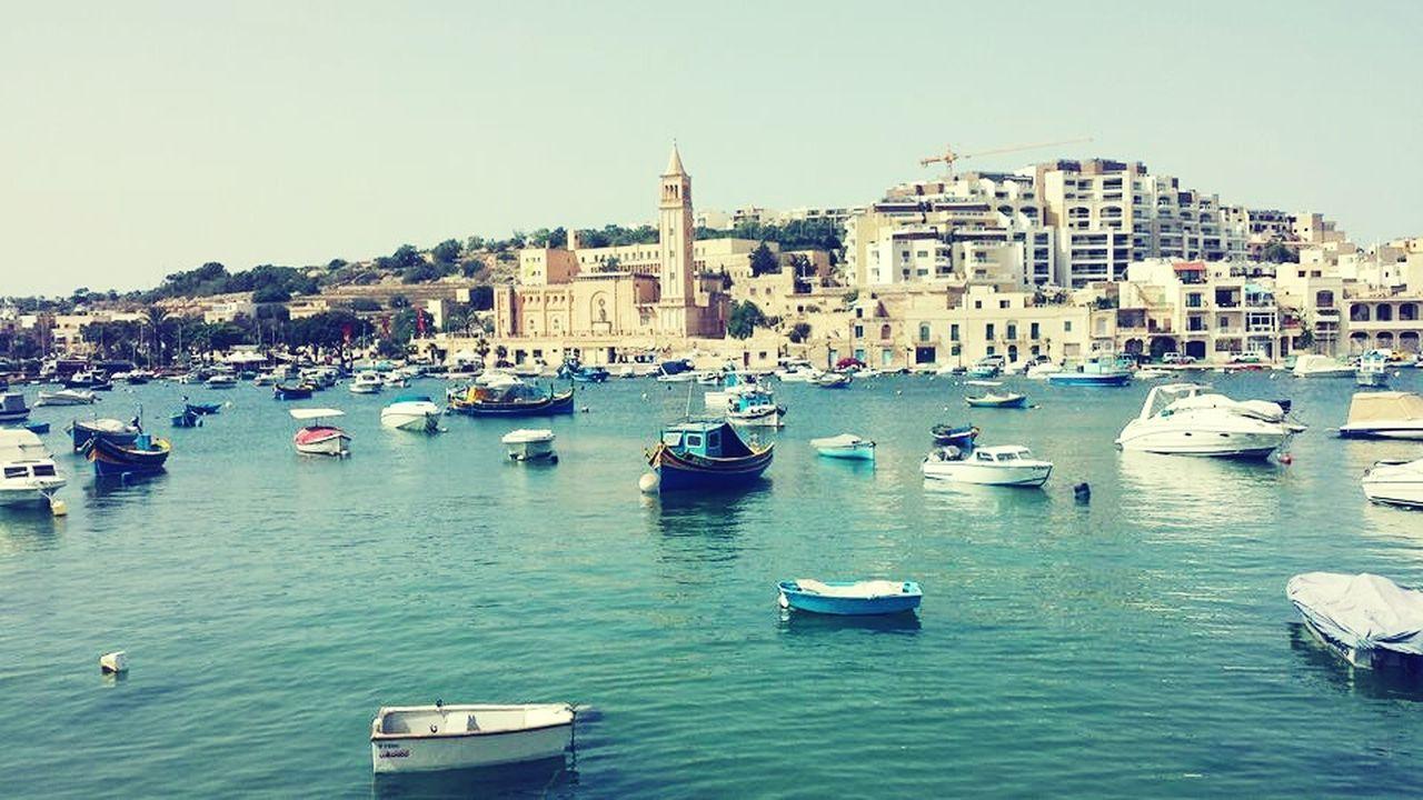 Keep calm and look the sea Life Is A Beach Malta2014