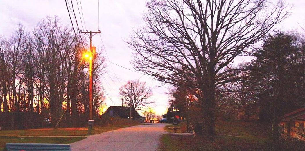 Late Evening Sky