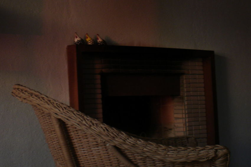 the warmth of my own fireside Chair Fireside Indoors  Nice Atmosphere Q Quiet Moments Quiet Places At Home Shadow Tranquility Interior Views 43 Golden Moments The OO Mission Home Is Where The Art Is Interior Style