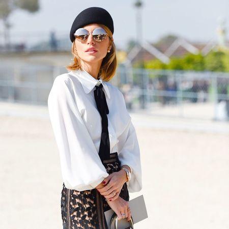 Viktoria during Paris fashion week EyeEm Best Shots - People + Portrait Paris Pfw Paris Fashion Week