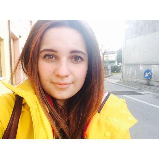 Un risottino allo zafferano Risotto Zafferano Giallo Yellow Redhair Simpatia Happy Sunnyday