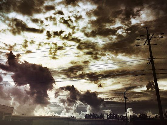 Nuclear Nuclear Blast War Cloud Cloud - Sky Nature Traveling Nuclearbomb IPhoneography [angry cloud] [ jeju, s. korea]