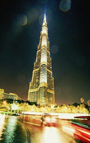 @ Burj Khalifa