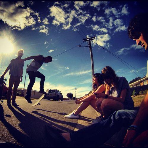 Street fun