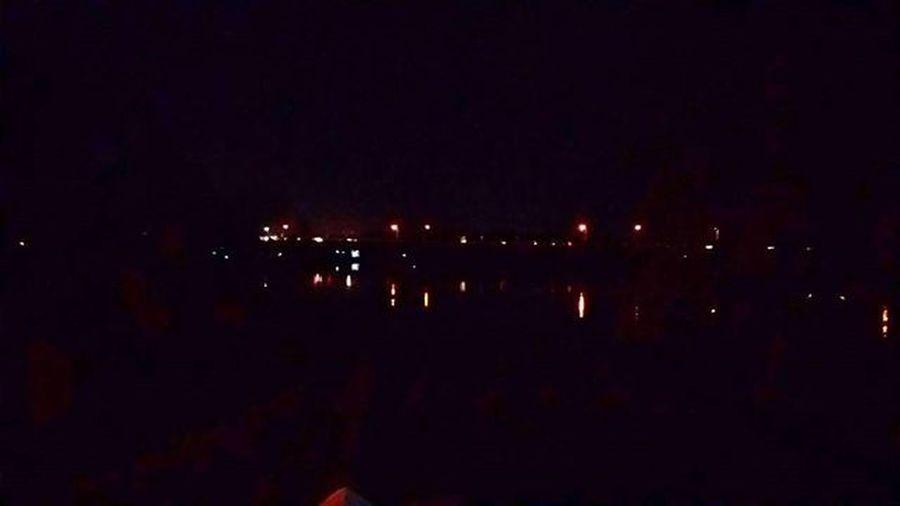 Lakeview Night Coldbreeze Hostelview !! 😊😇
