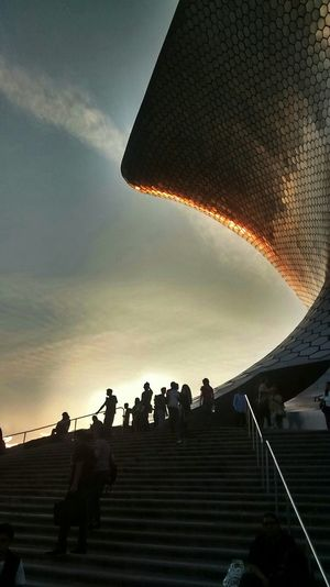 Mexico City Arquitectura Museo Interesting Places PhonePhotography