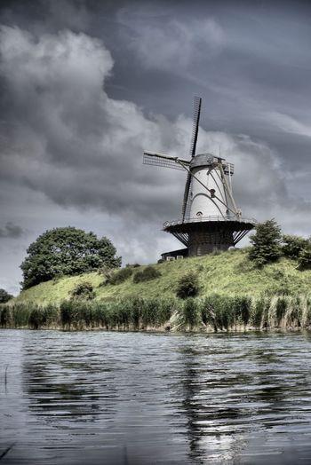 Windmill Cloud