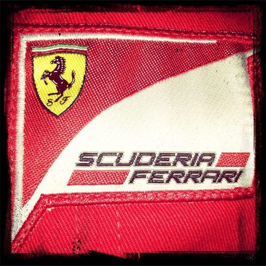 Taking Photos Ferrari Scuderia Ferrari