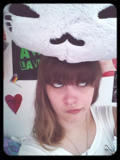 oh gosh a cat on my head!! Cazy.stupid.things! Stupidface Where Are My Eyes?? O.o Funny Face