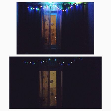 ночное волшебство ❄️✨