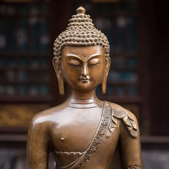 an buddha Art Art And Craft Buddha Budhism Creativity Day Focus On Foreground Gilded Human Representation Religion Sculpture Spirituality Statue Temples