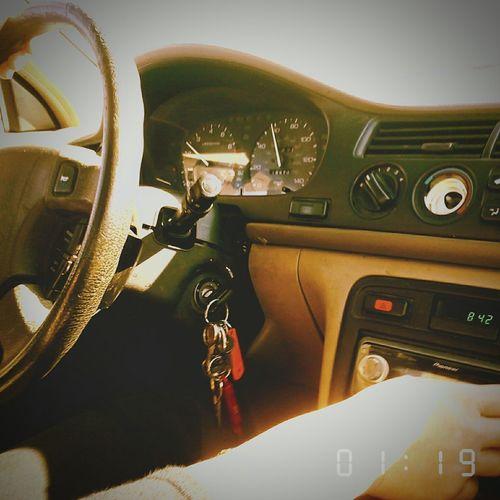 auto art: Honda Accord 97 mohavedesert 14 hwy Honda Driving Go California