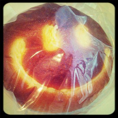 smile creambread Bread