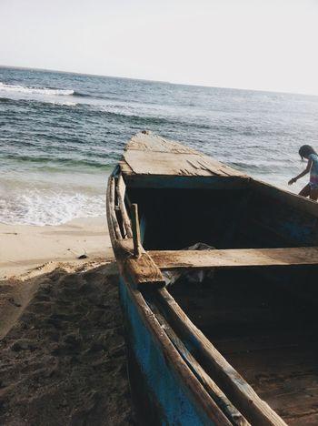 Ilegalphotography Dominican Republic Beach Boat La Romana