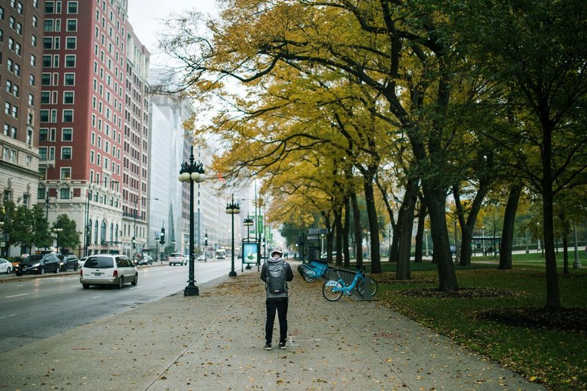 Architecture Autumn Bare Tree Building Exterior Built Structure Canon Canon60d Canonphotography Car City City Life Day Fineart Nature One Person Outdoors People Sigma Sigma 35mm Art Street Street Photography Streetphoto_color Streetphotographer Streetphotography Embraceurbanlife